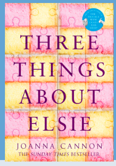 *Book Review* Three things aboutElsie