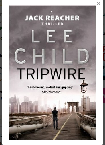 *Book Review* Tripwire