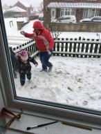 Mummys gonna get ya!