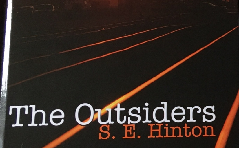 *Book Review* The Outsiders