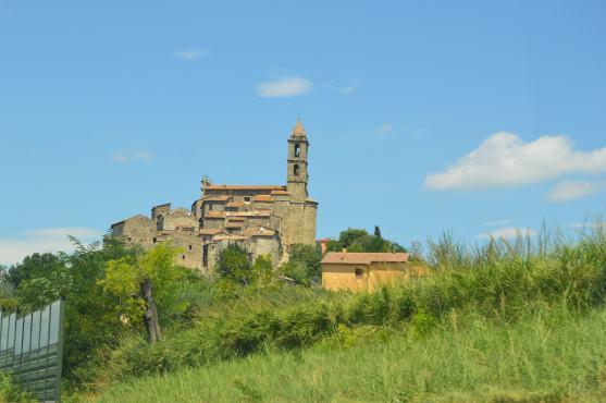 Tuscany Landscape - breathtaking views