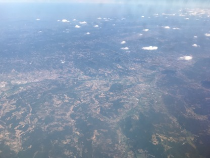 Mr BC took this mid-flight, i have no clue where it is.