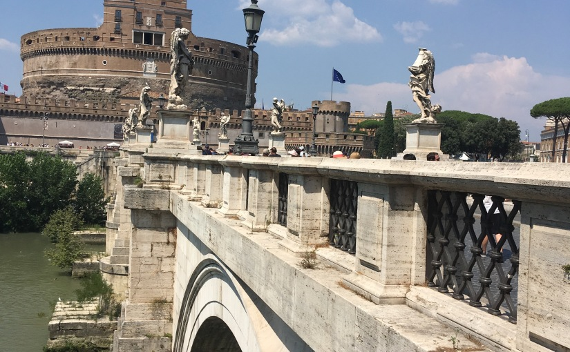 Our own little Roman Holiday – part two
