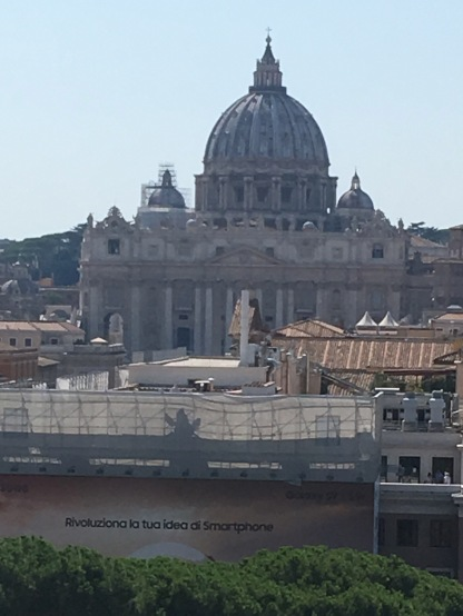 Spectacular View of St Peters