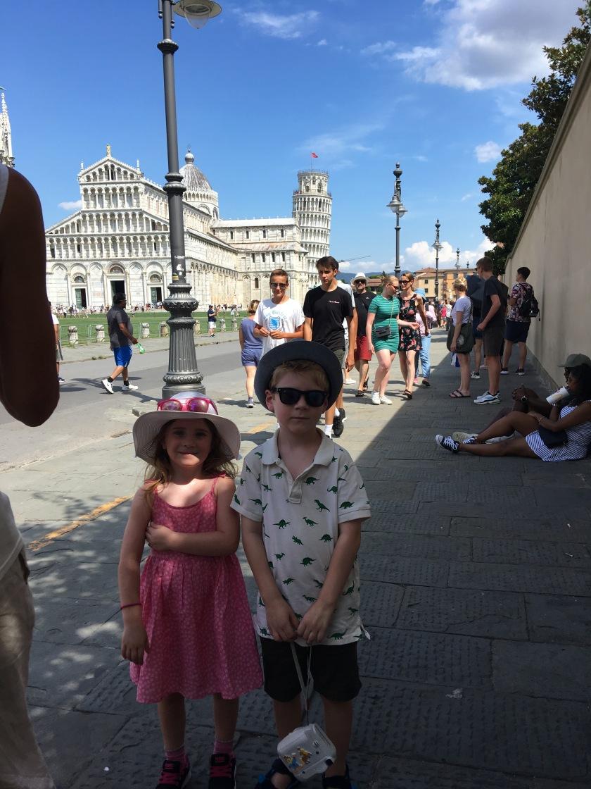 Pisa Shot