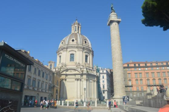 Stroll around Rome