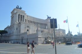 Altare della Patria - absolutely stunning building