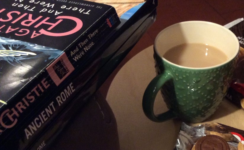 *Book Review* And then there werenone