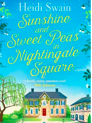 *Book Review* Sunshine and Sweet Peas in NightingaleSquare