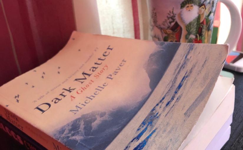 *Book Review* Dark Matter: a ghoststory