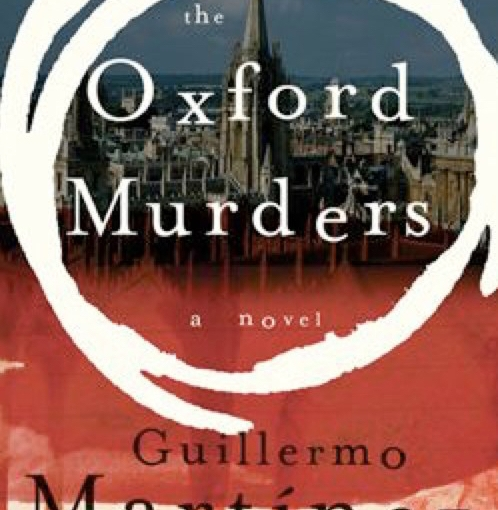 *Book Review* The Oxford Murders
