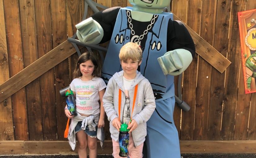 Legoland August 2019